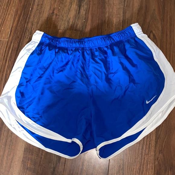 Like New Blue Nike Shorts